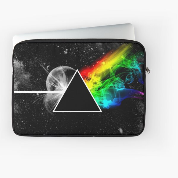The Triangle Of Space Laptop Sleeve