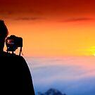 The photographer by Garry Schlatter