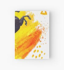 horse Hardcover Journal