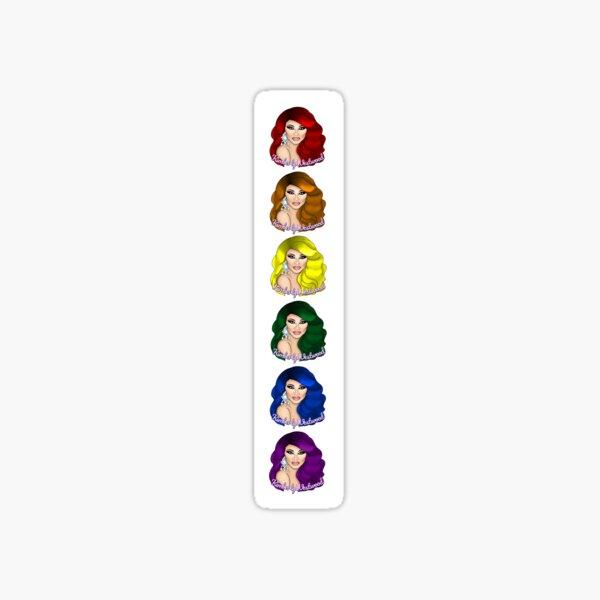 KMW Pride Multi Sticker