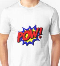 POW-Comic  Unisex T-Shirt