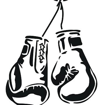 Boxing gloves by Printup
