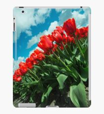 Sky Tulips  iPad Case/Skin