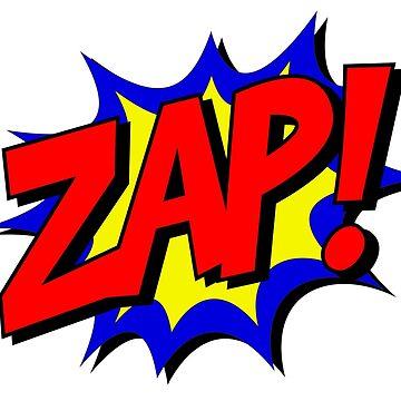 ZAP-COMIC by ModaMario1021