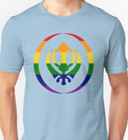 Sikh (Rainbow) T-Shirt