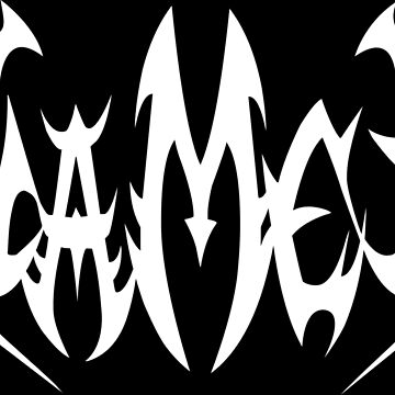 Gamer-Metal Style-White by willijay