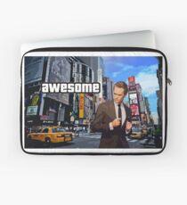 Barney Stinson - Awesome Laptop Sleeve