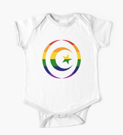 Muslim (Rainbow) Kids Clothes