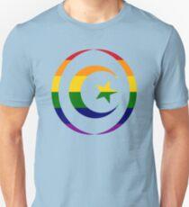 Muslim (Rainbow) Unisex T-Shirt