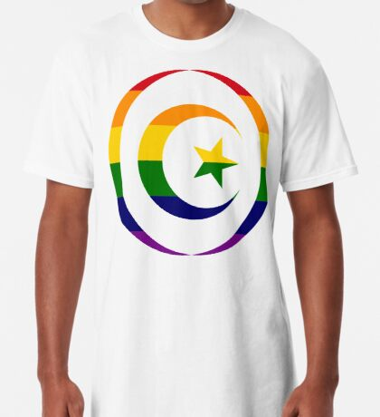 Muslim (Rainbow) Long T-Shirt