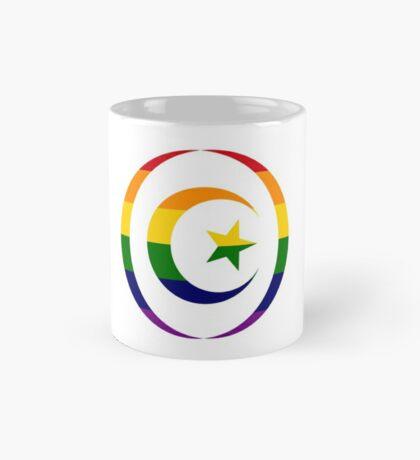 Muslim (Rainbow) Mug
