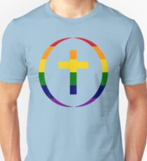 Christian (Rainbow) Third Culture Series Slim Fit T-Shirt
