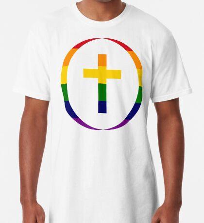Christian (Rainbow) Long T-Shirt