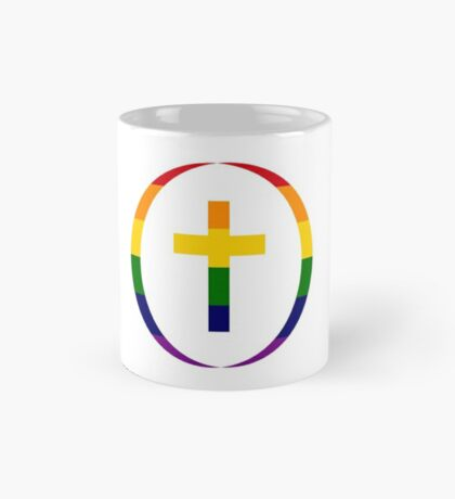 Christian (Rainbow) Mug