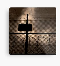 Fortress or safety assured Metal Print