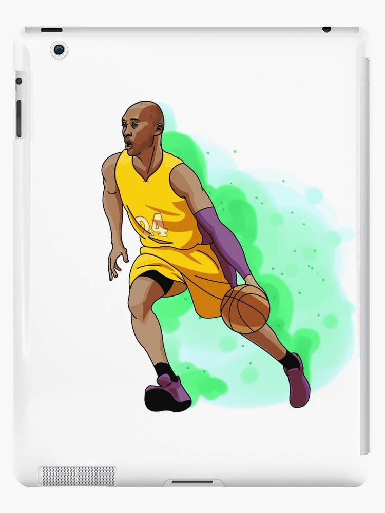 size 40 d1a75 2fb80 'Kobe Bryant' iPad Case/Skin by Time-line