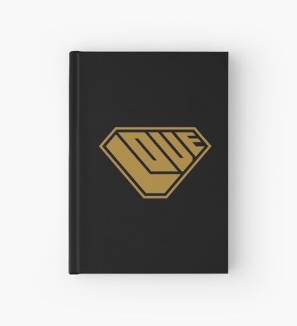 Love SuperEmpowered (Gold) Hardcover Journal