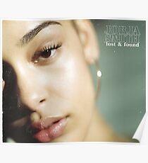 Jorja Smith - Lost & Found Poster
