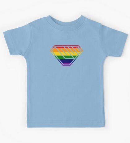 Love SuperEmpowered (Rainbow) Kids Clothes