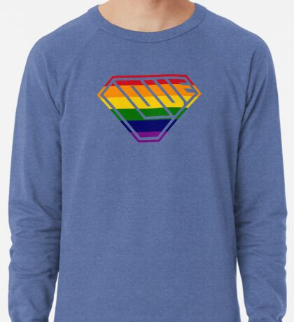 Love SuperEmpowered (Rainbow) Lightweight Sweatshirt