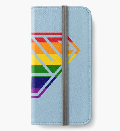 Love SuperEmpowered (Rainbow) iPhone Wallet