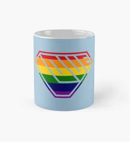 Love SuperEmpowered (Rainbow) Mug
