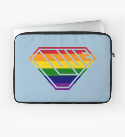 Love SuperEmpowered (Rainbow) Laptop Sleeve