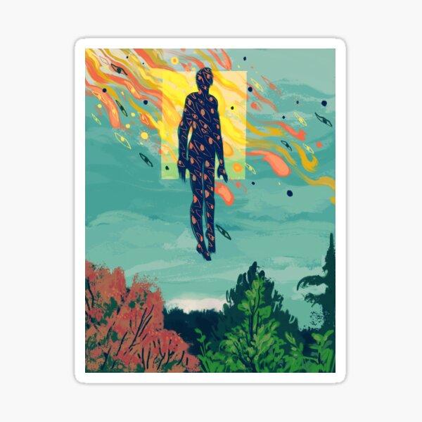 The Dreamer Sticker