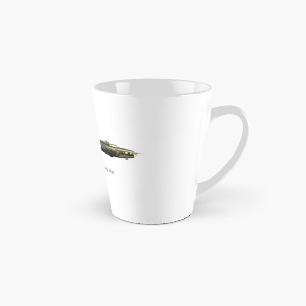 The Might of the Mighty 8th - B-17F Tall Mug