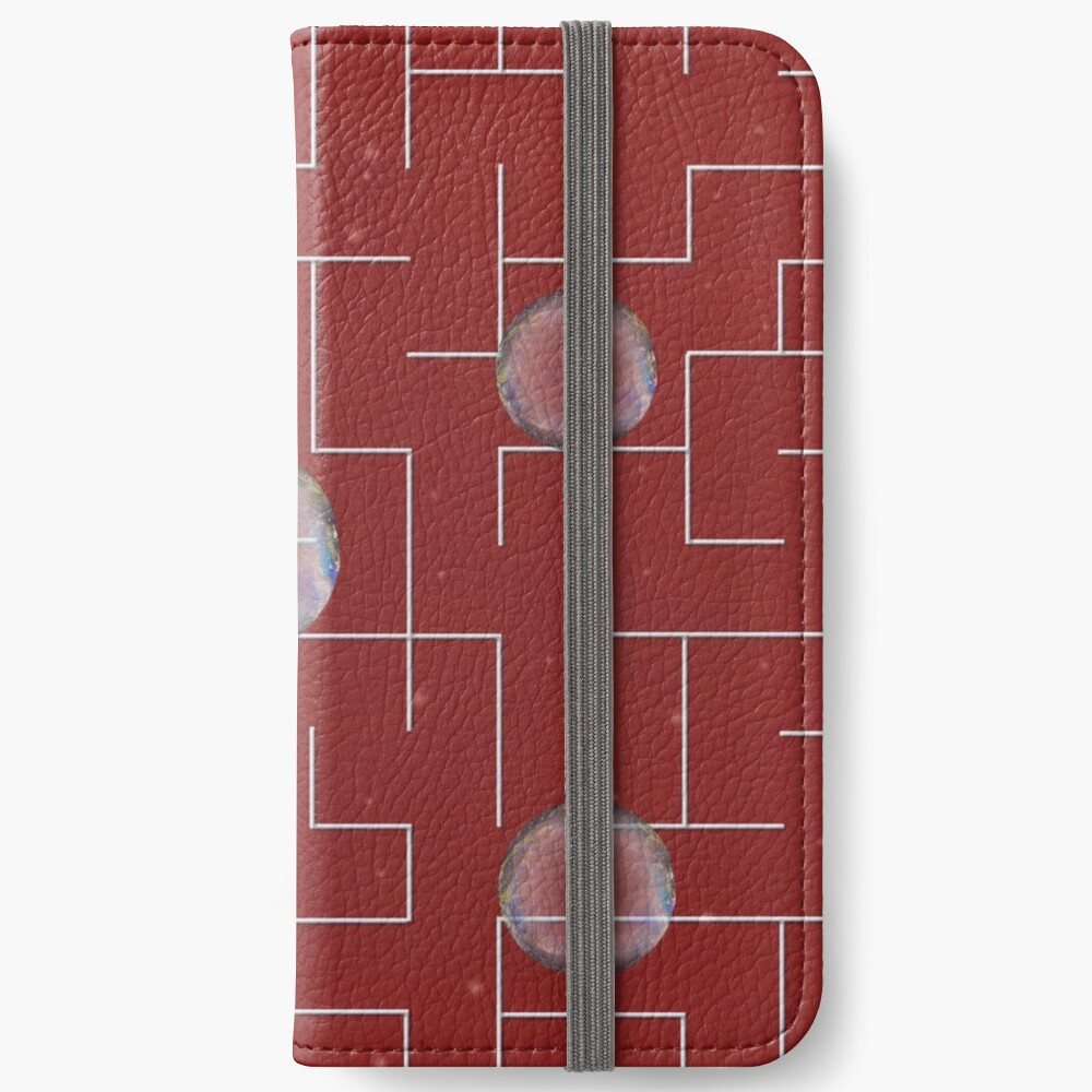 Labyrinth  iPhone Wallet