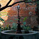 Courtyard Lantern by RoseSinister