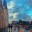 Jackson Square by RoseSinister