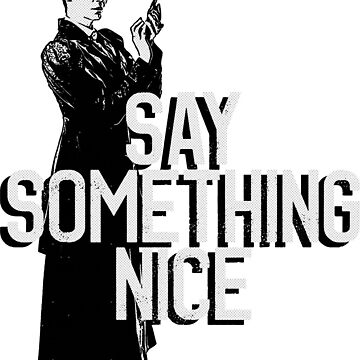 "Missy - ""Say Something Nice"" by gelfmattman"