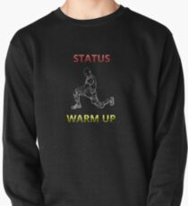 Sports Warm Up Pullover