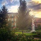 St Anthony's Garden by RoseSinister