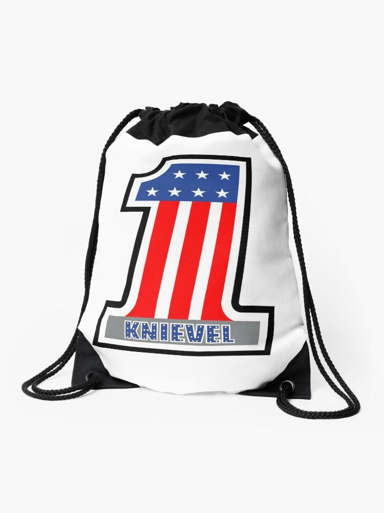 Evel Knievel Cinch Bag