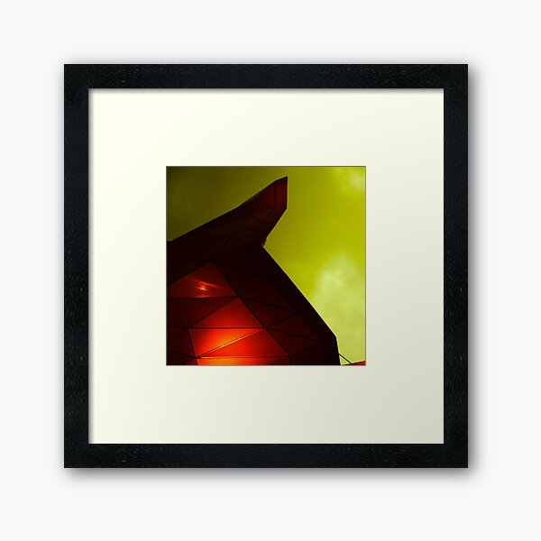 Alexunderprats Framed Art Print