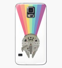 Funda/vinilo para Samsung Galaxy Gays en el espacio