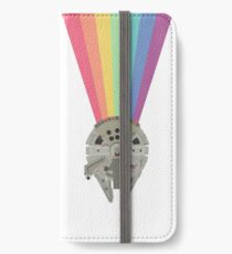 Gays in Space iPhone Wallet/Case/Skin