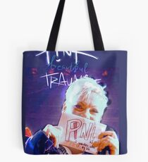 pink beauty shy Tote Bag