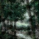 Trees & Water by Ann Garrett