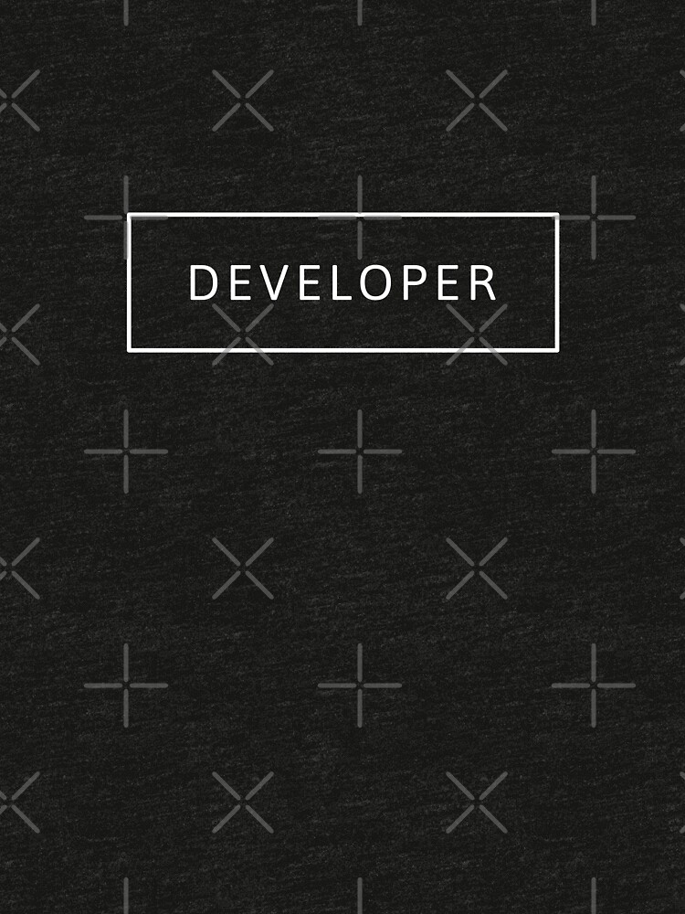 Developer by developer-gifts