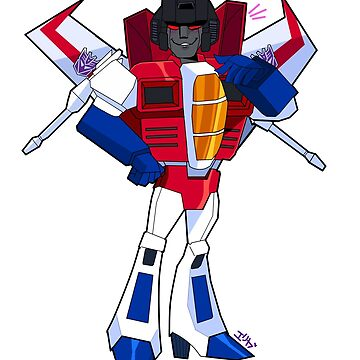 G1 Starscream by kabuki-aku
