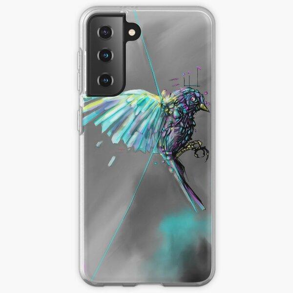 Bird Flies Samsung Galaxy Soft Case