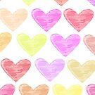 Hearts - JUSTART © by JUSTART