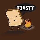 Toasty by renduh