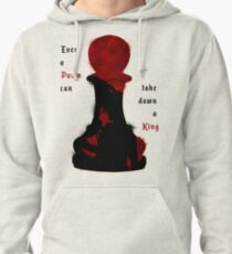 Highschool DxD quote V.2 Pullover Hoodie