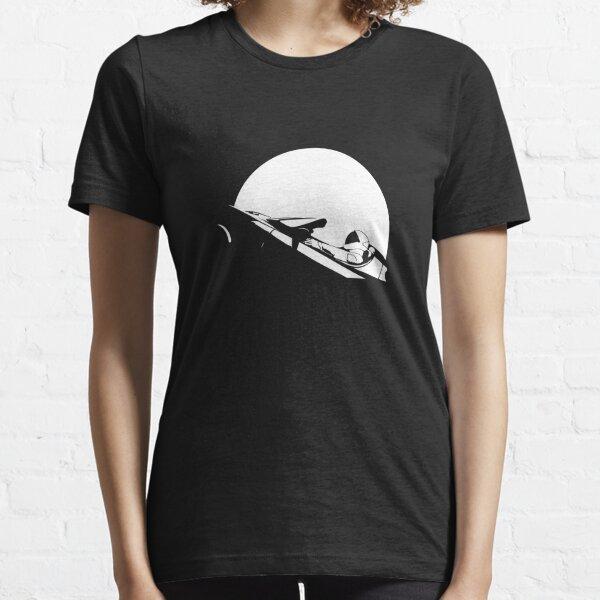 Starman In Space Tesla Roadster Essential T-Shirt