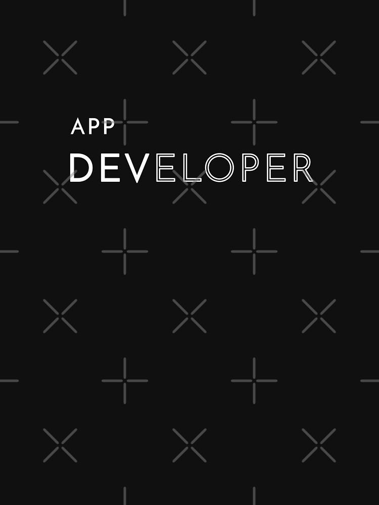 App Developer by developer-gifts