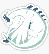 The Symbol of Team Harmony Sticker